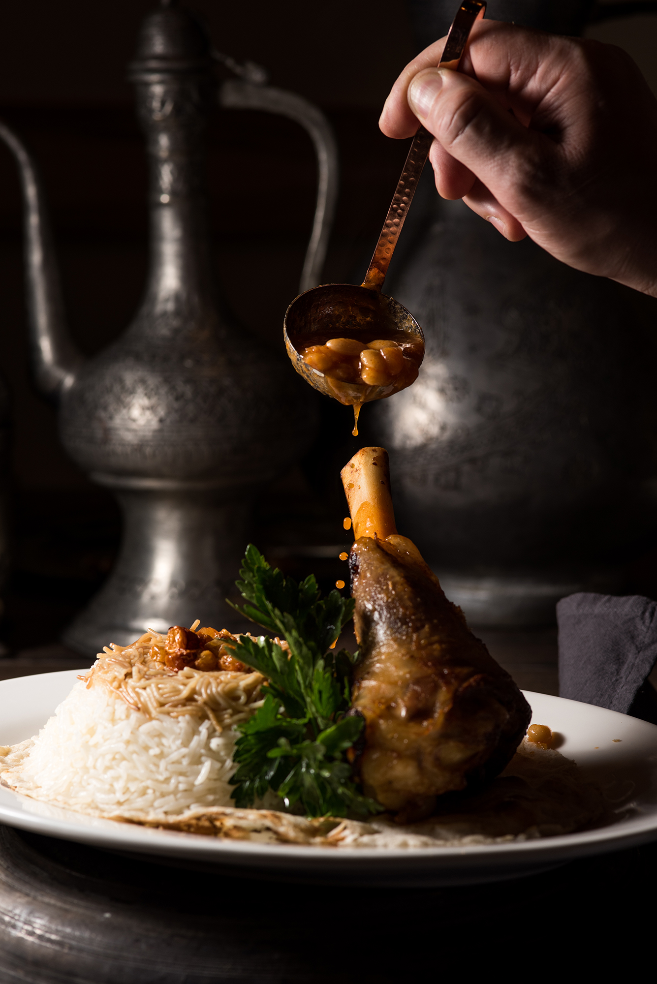 Quzi (Lamb with Rice)